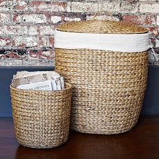 Curved Hamper
