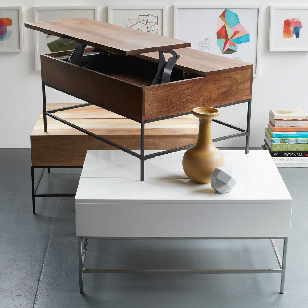 Coffee Table With Storage Uk: Modern Furniture, Home Decor & Home Accessories