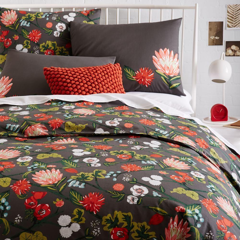 garden trellis duvet cover pillowcases. Black Bedroom Furniture Sets. Home Design Ideas