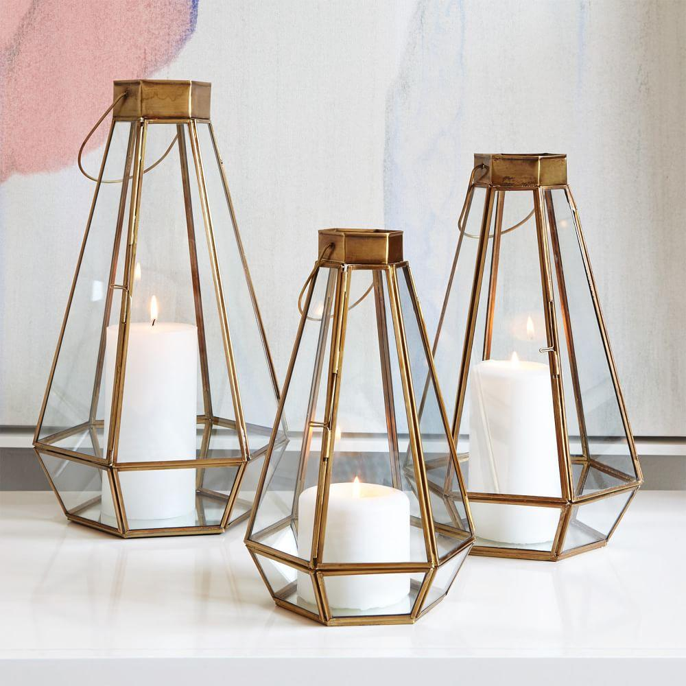 how to make round lanterns