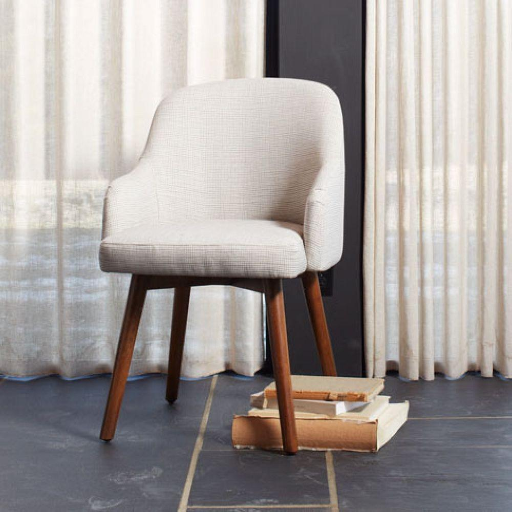 Saddle Dining Chair West Elm Uk