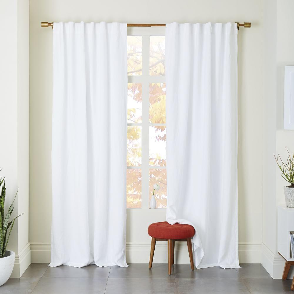 pbteen curtains o blackout emma drape trim products ribbon white