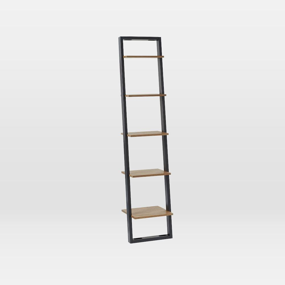 Ladder Shelving Narrow H1729 on small shelf unit