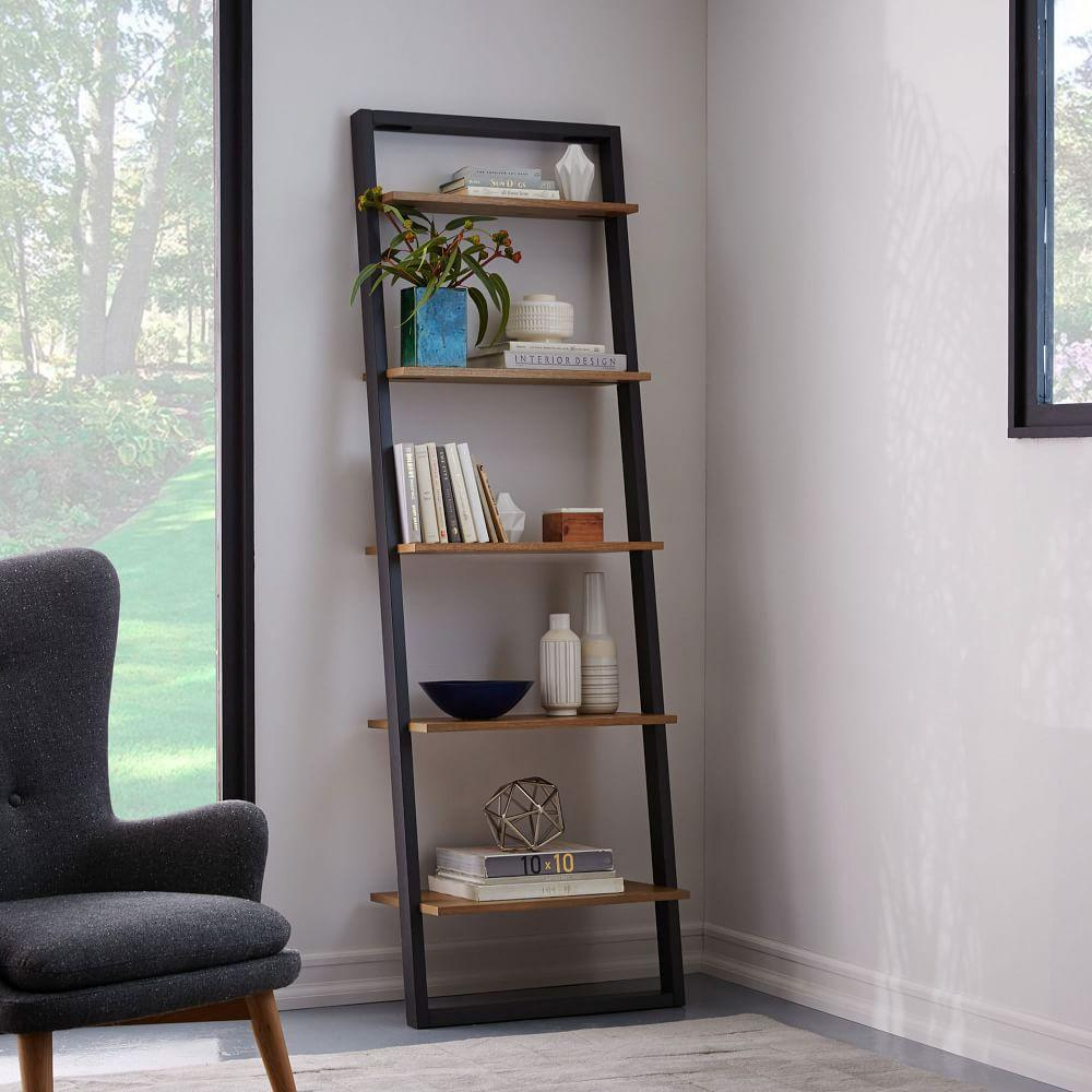 huge discount 80806 06598 Ladder Shelving - Wide | west elm UK