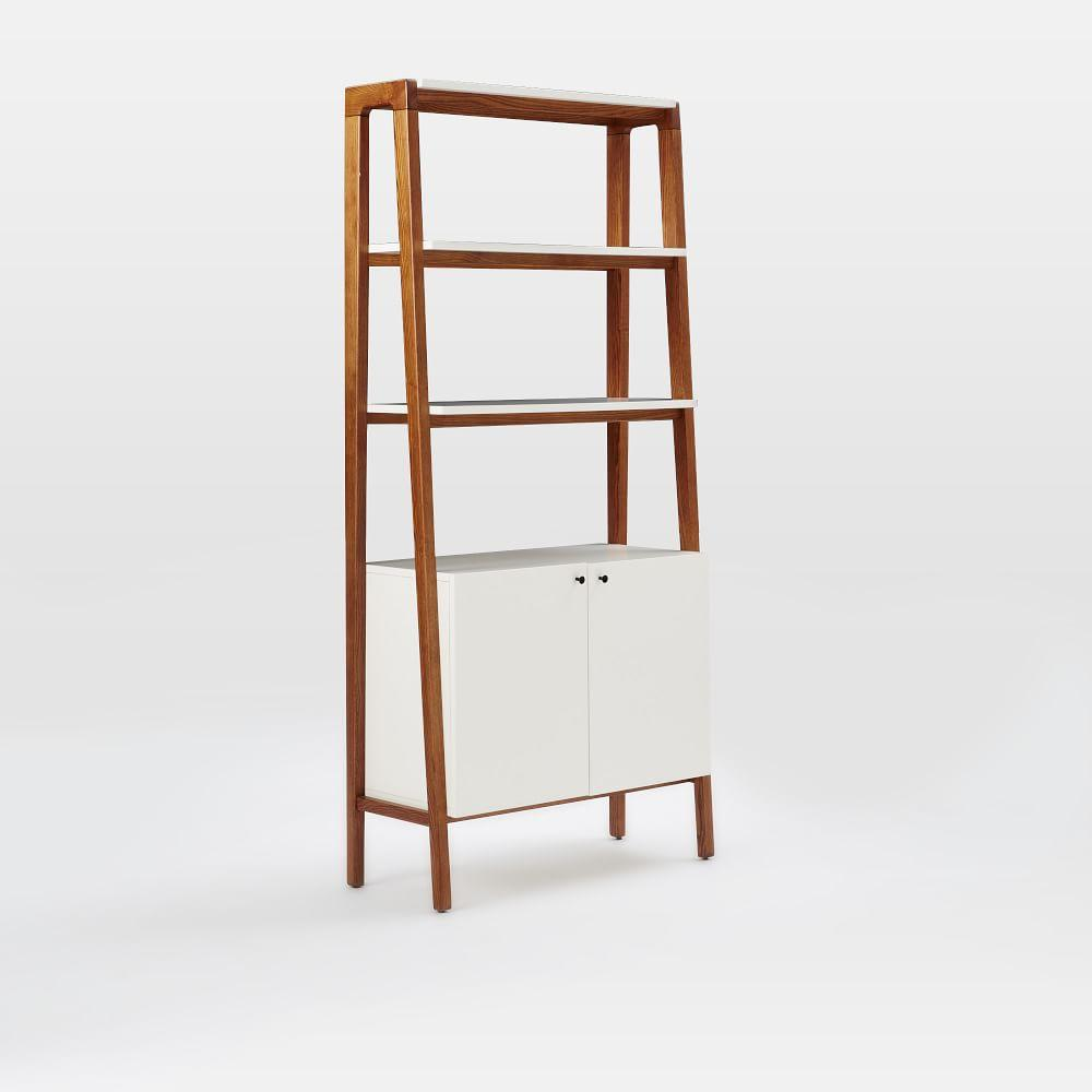 Modern Cabinet Bookcase
