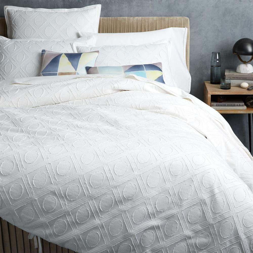 Roar Rabbit Graphic Texture Duvet Cover Pillowcases
