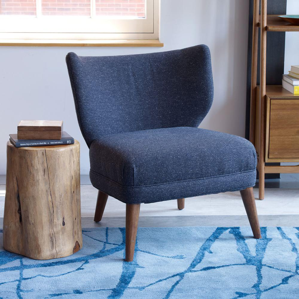 West Elm Chairs: Retro Wing Chair