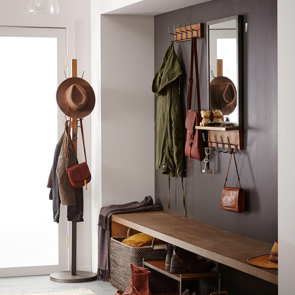 Industrial Entryway Mirror West Elm Uk
