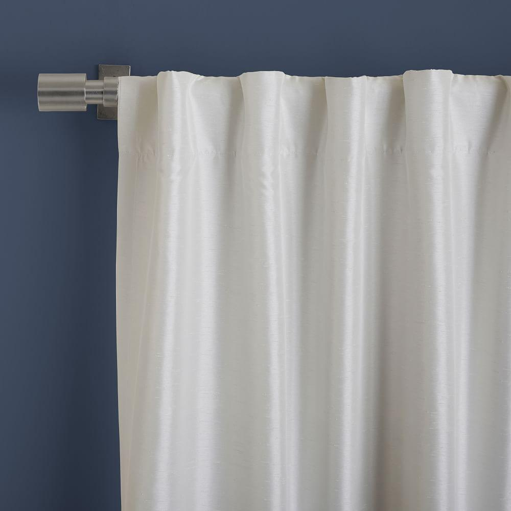 greenwich curtain blackout liner ivory