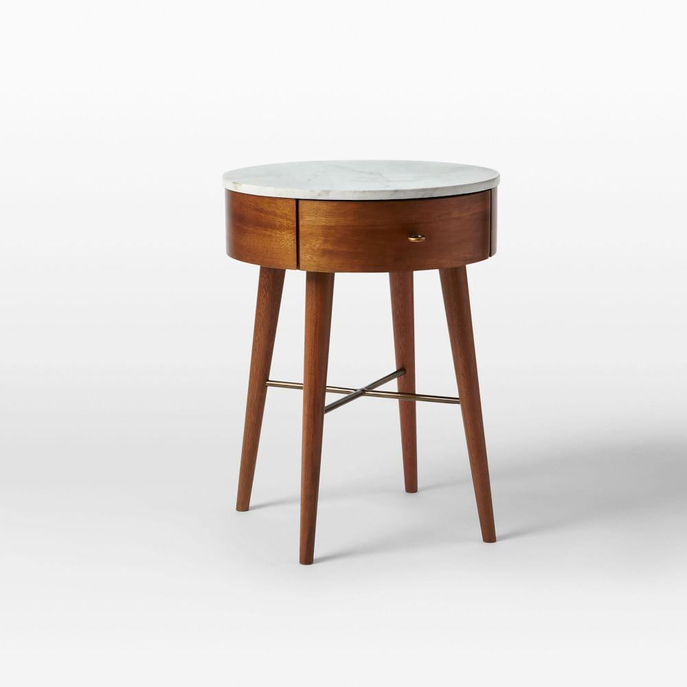 Penelope Bedside Table West Elm Uk