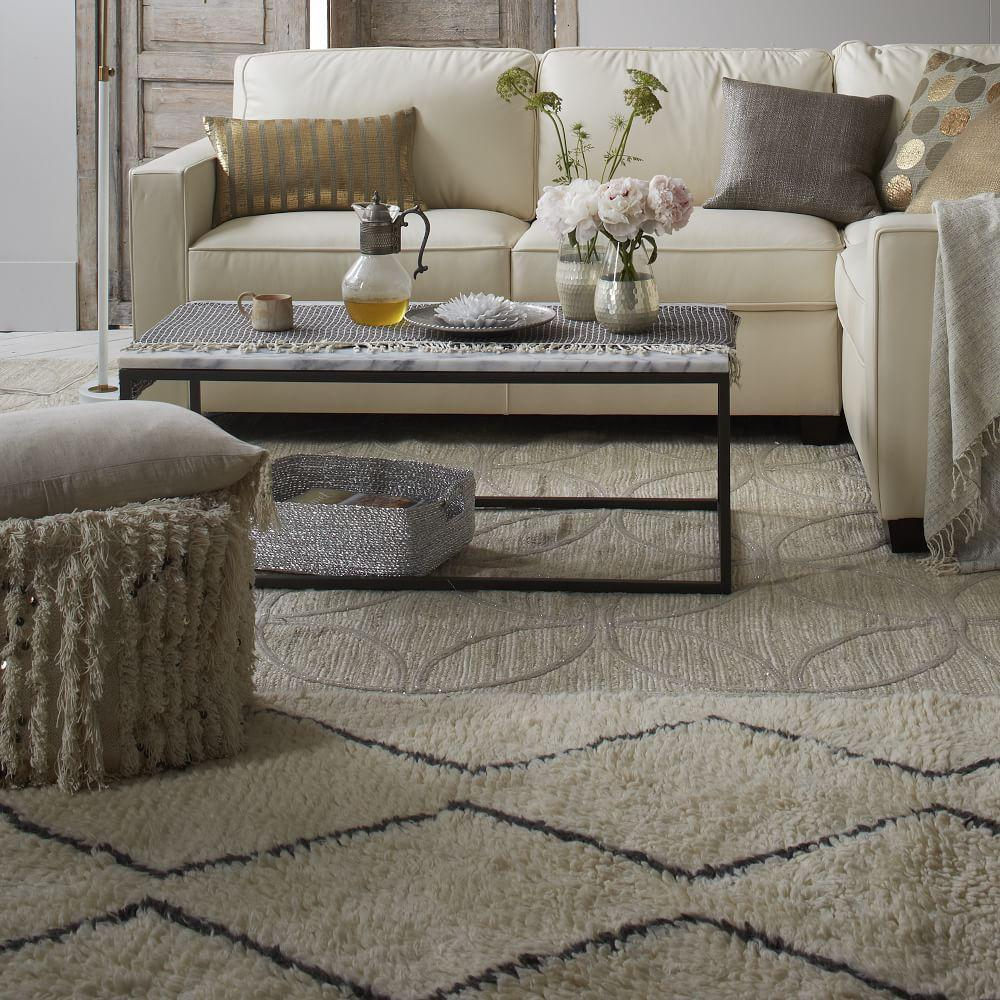 Souk Wool Rug West Elm Uk