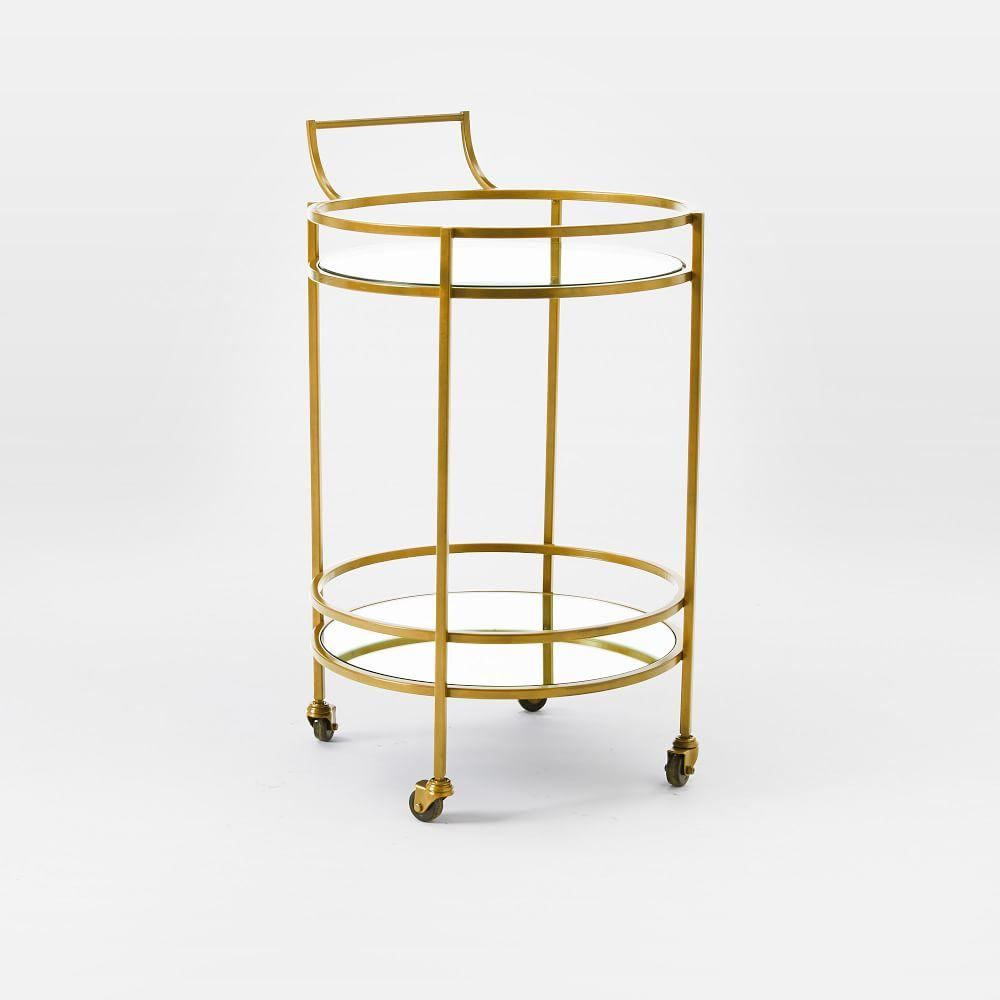 Valet Bar Cart | west elm UK
