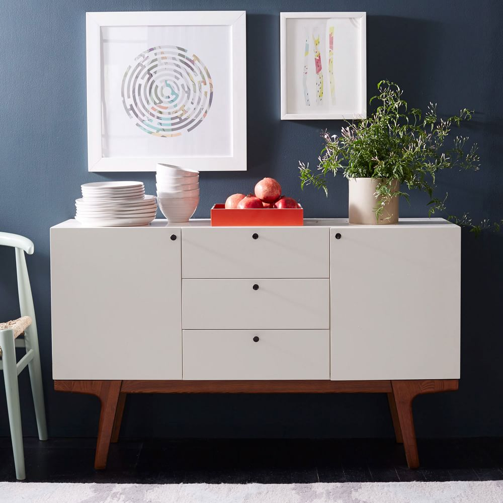 modern sideboard west elm uk. Black Bedroom Furniture Sets. Home Design Ideas