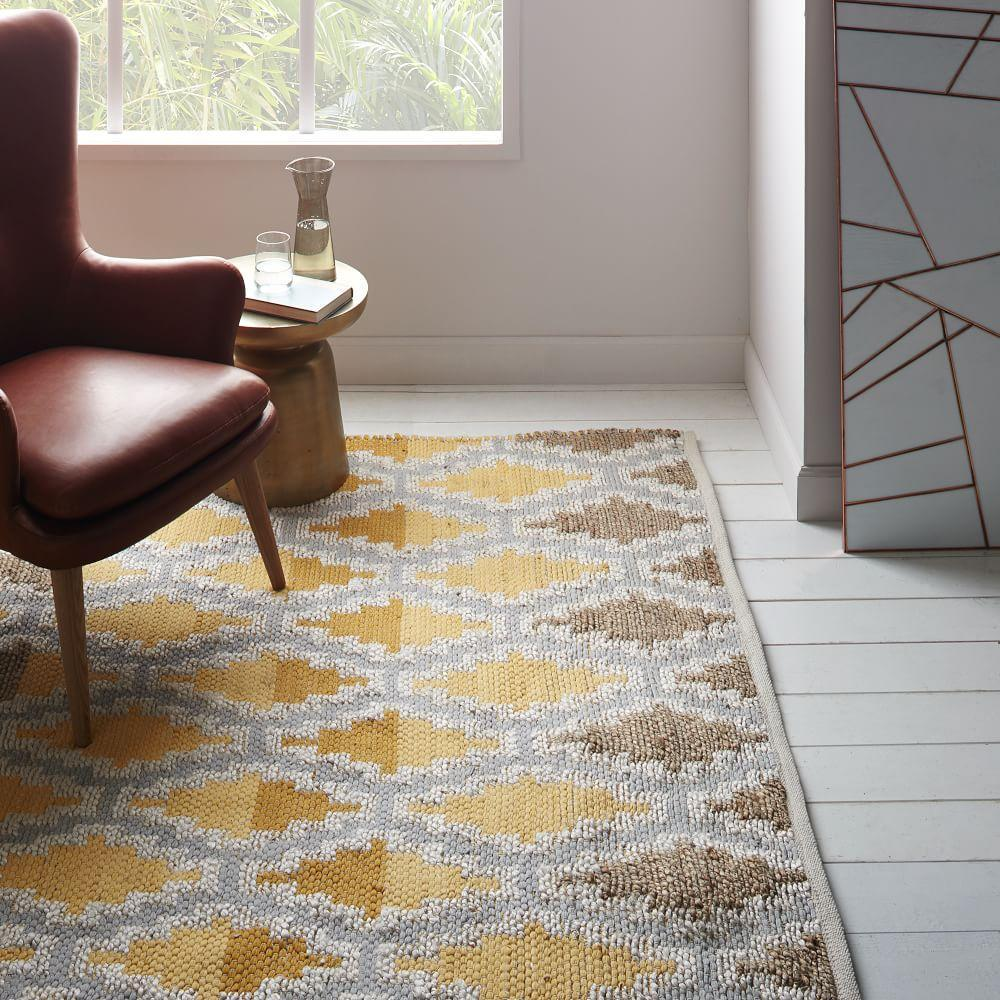 Stairstep Jute Rug Horizon West Elm Uk