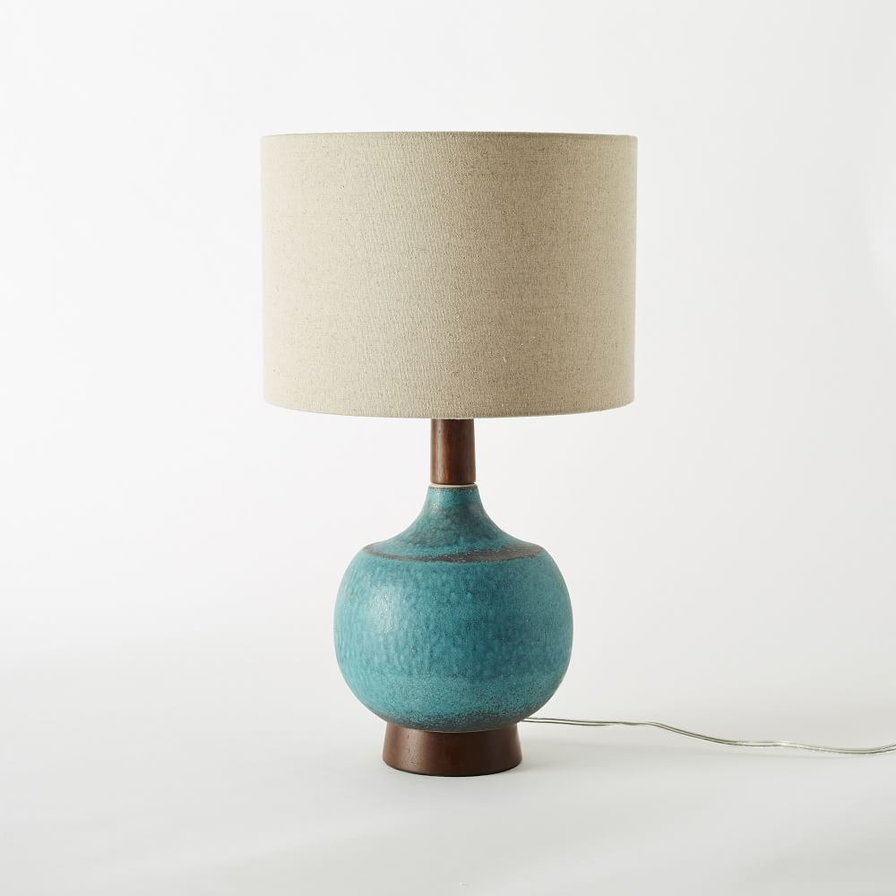Modernist Table Lamp West Elm Uk