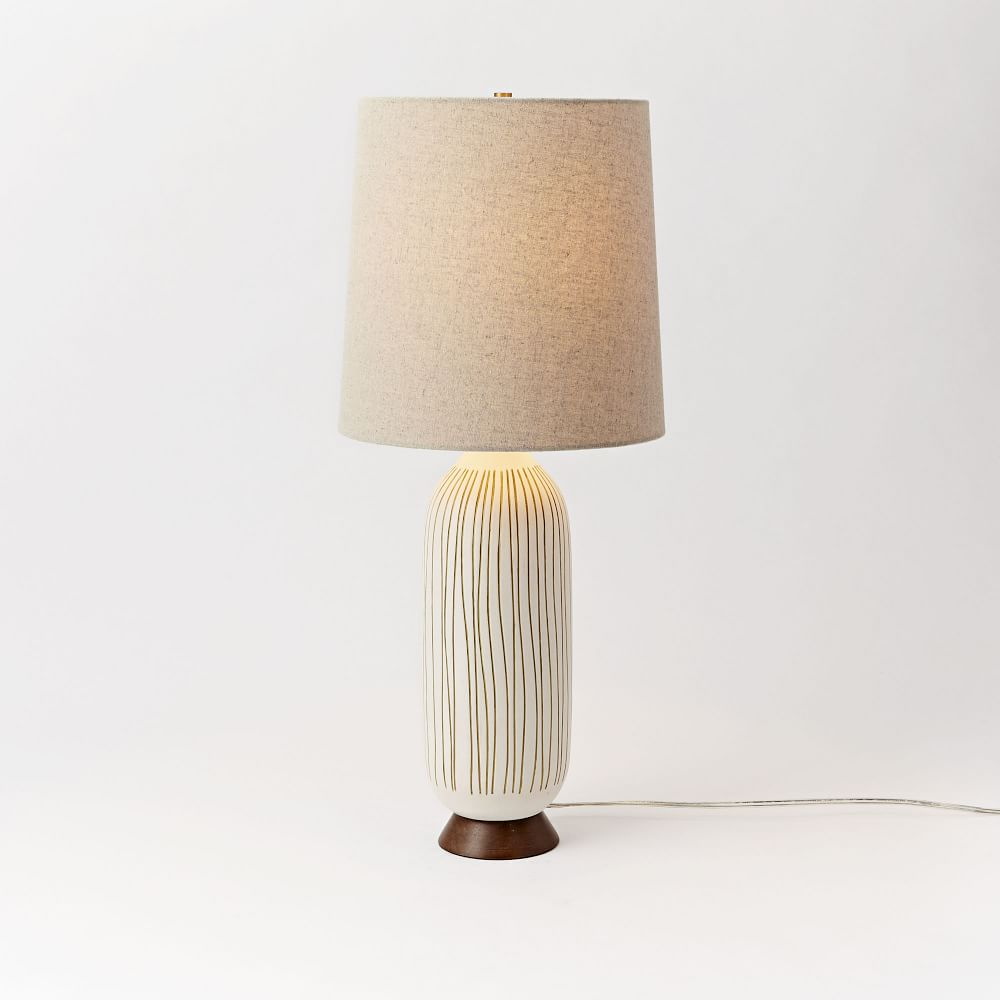 Mid century table lamp bullet west elm uk mid century table lamp bullet mozeypictures Choice Image