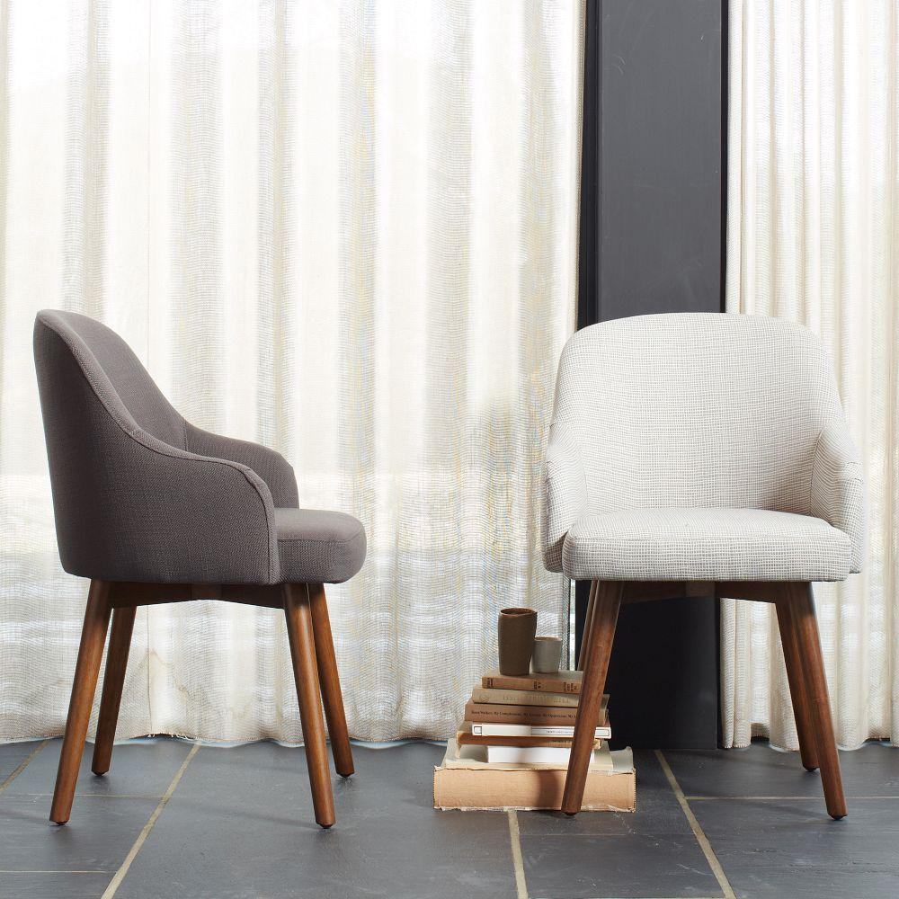 West Elm Chairs: Saddle Dining Chair