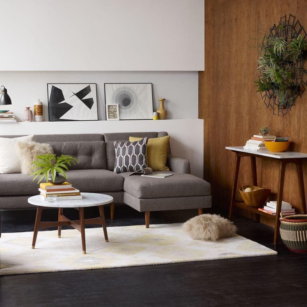reeve mid century console west elm uk. Black Bedroom Furniture Sets. Home Design Ideas
