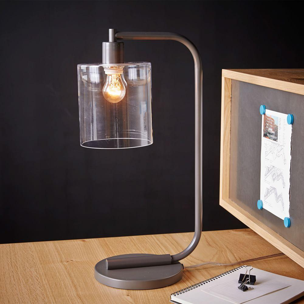 Lens Table Lamp West Elm Uk