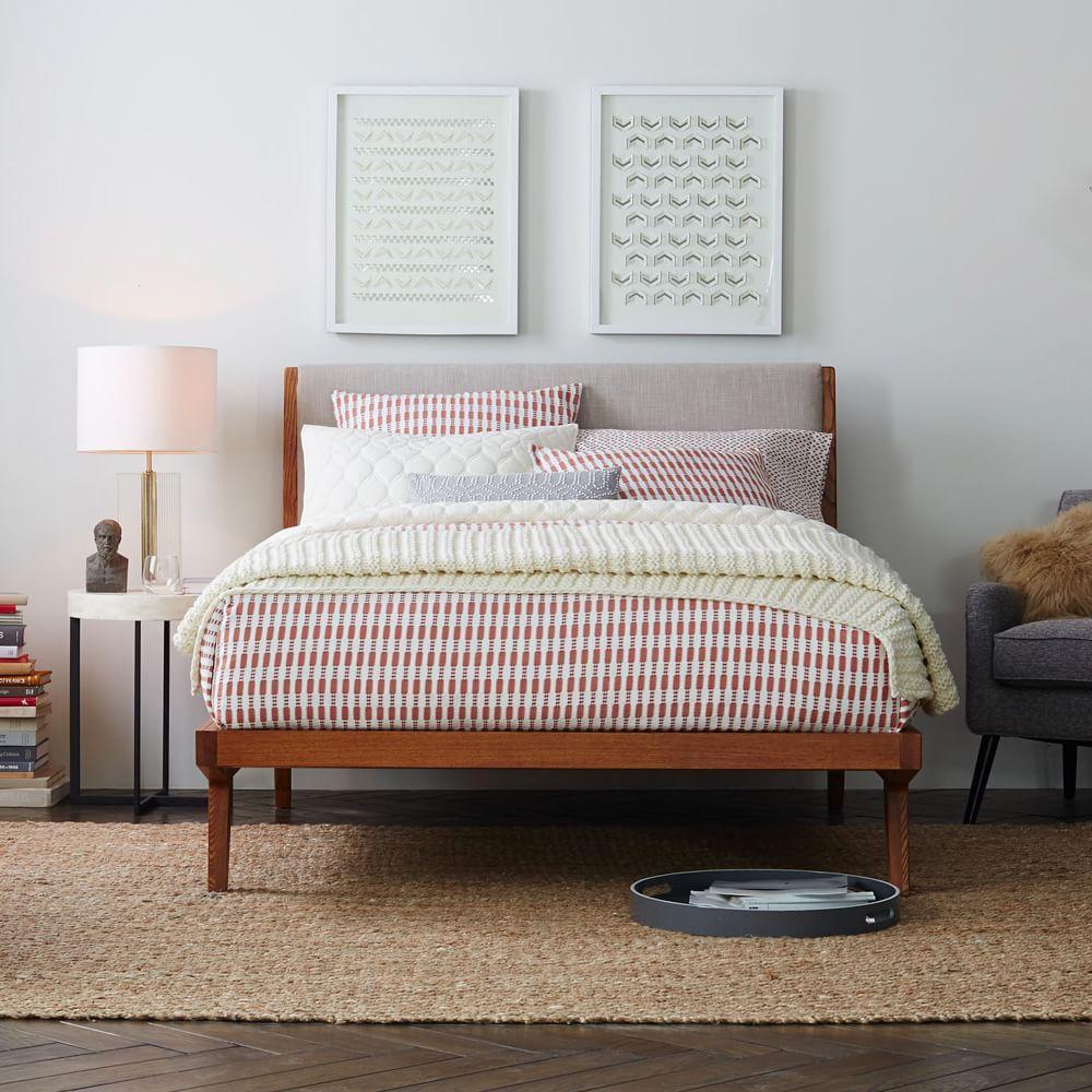 Modern Bed Linen Weave West Elm Uk