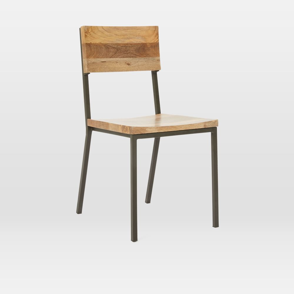 Rustic Dining Chair West Elm UK