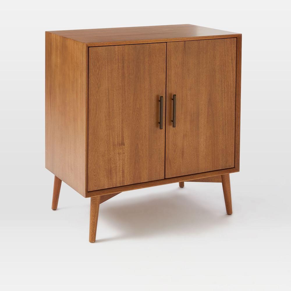Mid-Century Bar Cabinet - Small