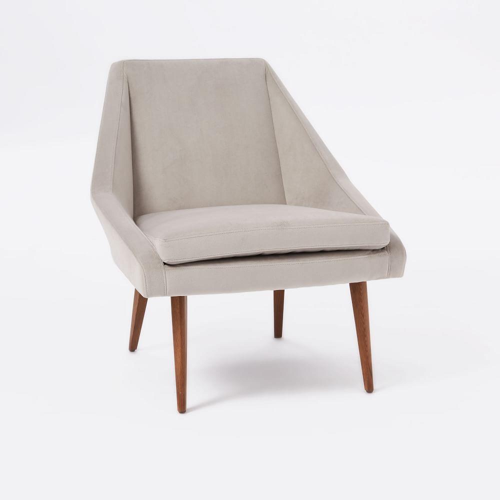 Erik Upholstered Wing Chair West Elm Uk