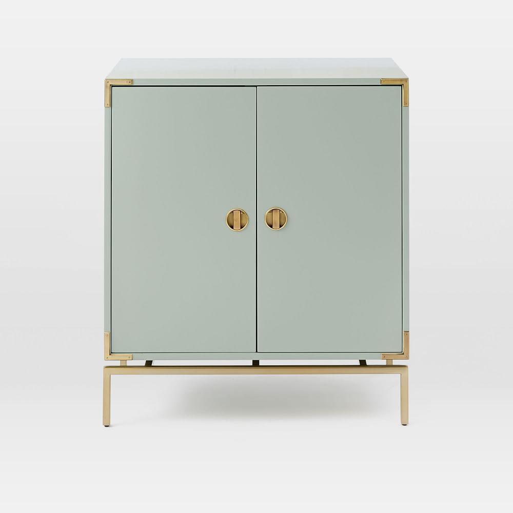 malone campaign bar cabinet lacquer