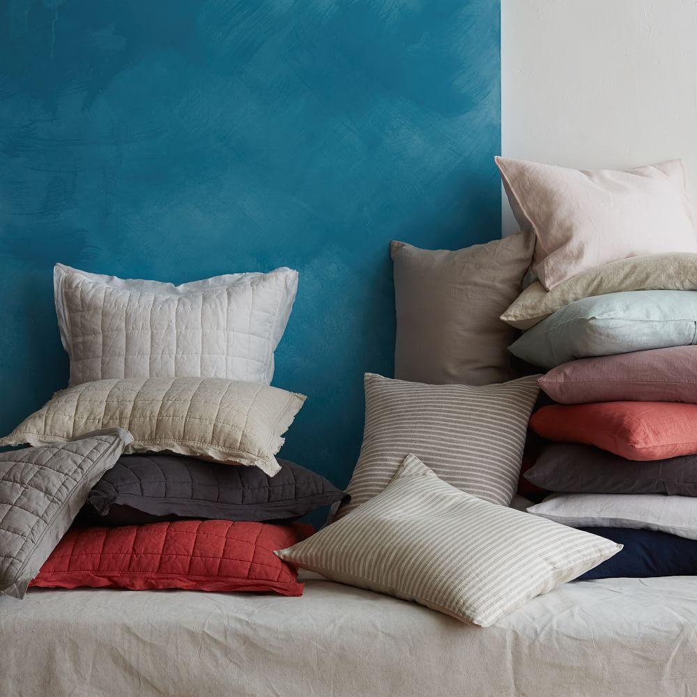 belgian flax linen duvet cover pillowcases natural flax west elm uk. Black Bedroom Furniture Sets. Home Design Ideas