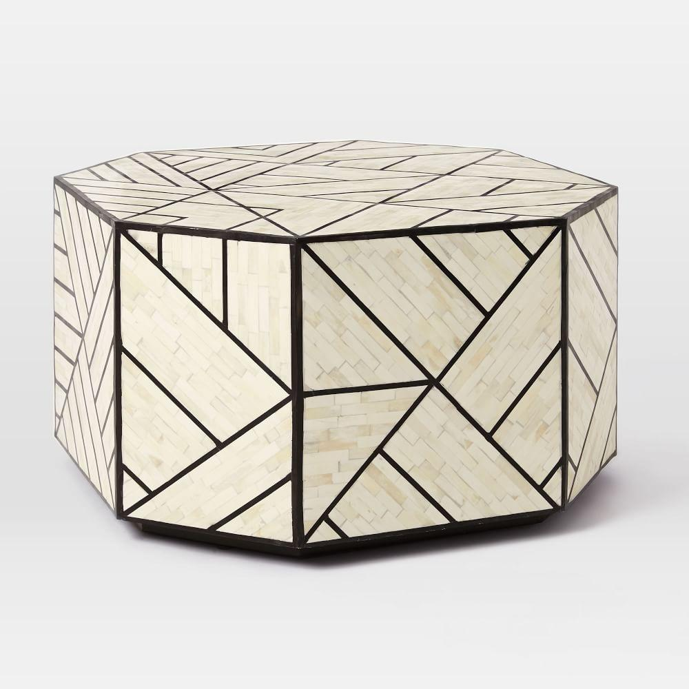 Bone Inlay Coffee Table West Elm Uk
