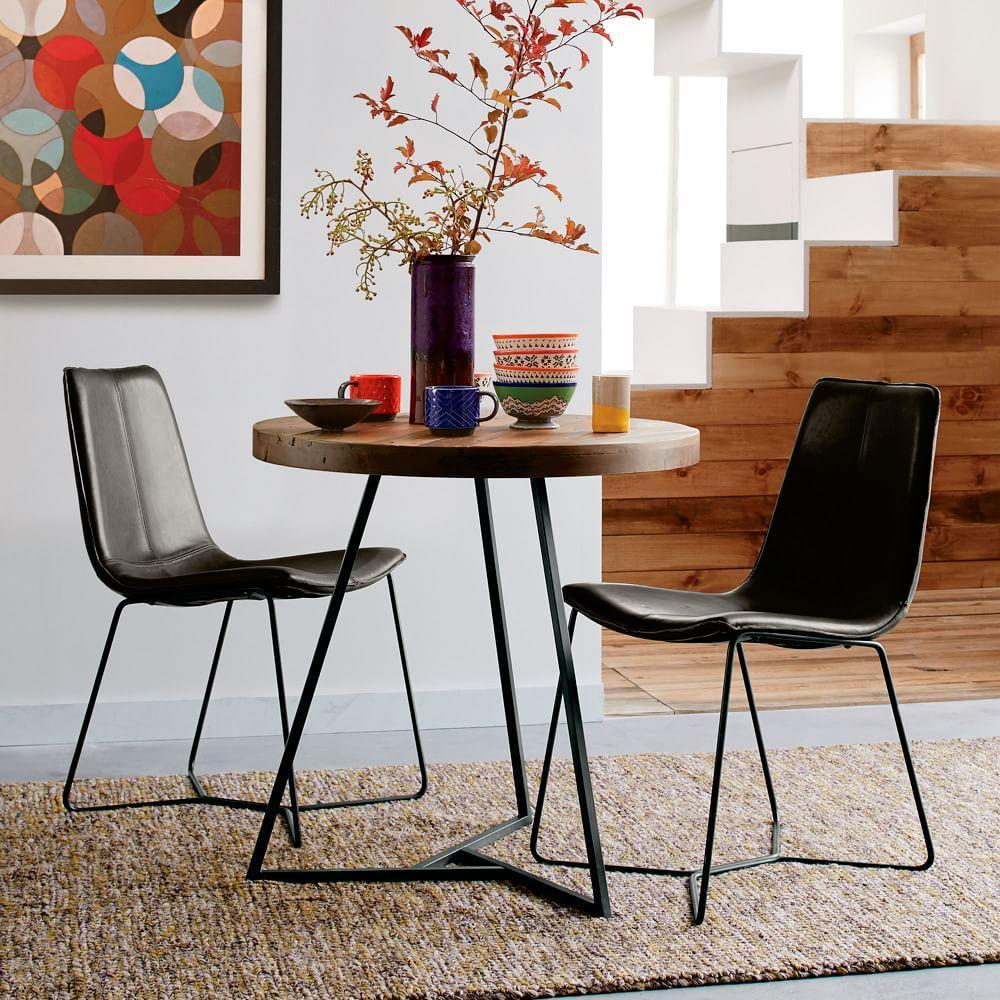 Phenomenal Saddle Leather Dining Chair Ibusinesslaw Wood Chair Design Ideas Ibusinesslaworg