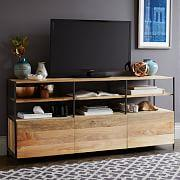 Industrial Modular Media Console (170 cm)