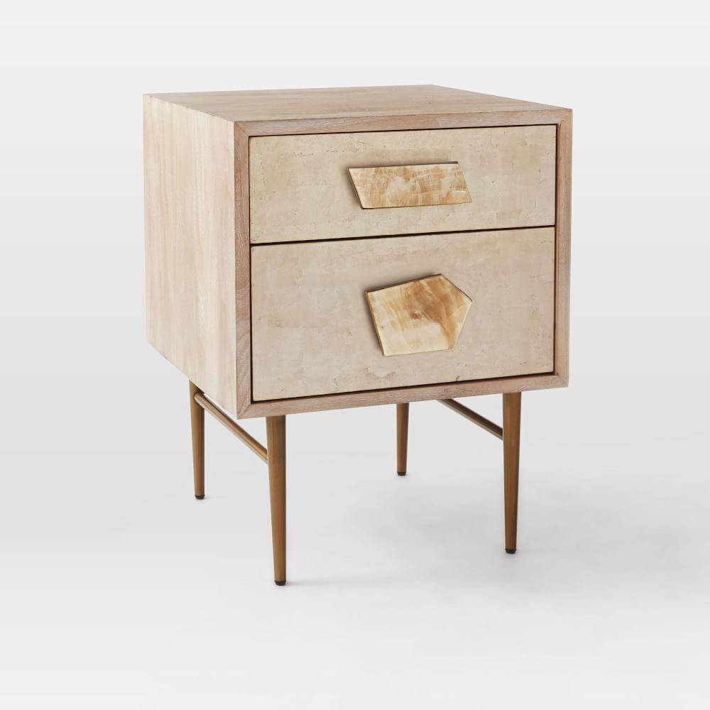 Roar + Rabbit Jewelled Bedside Table