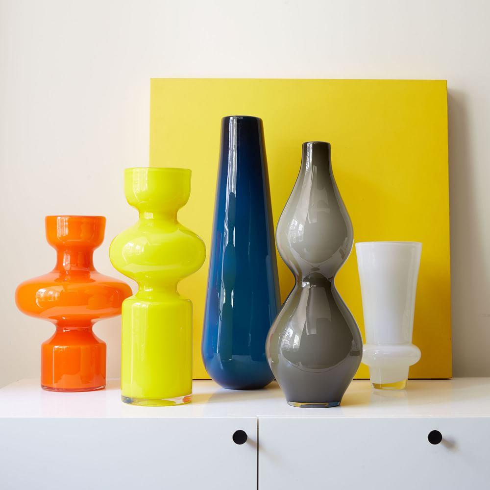 Scandinavian Glass Vases west elm UK