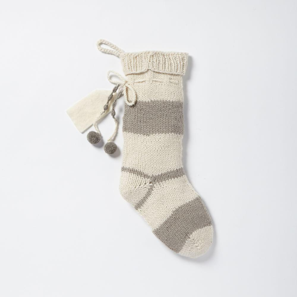 Knit Stockings West Elm Uk