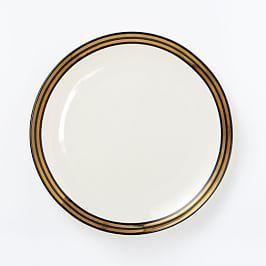 Fishs eddy gilded cafe tray west elm uk for Fishs eddy dinnerware