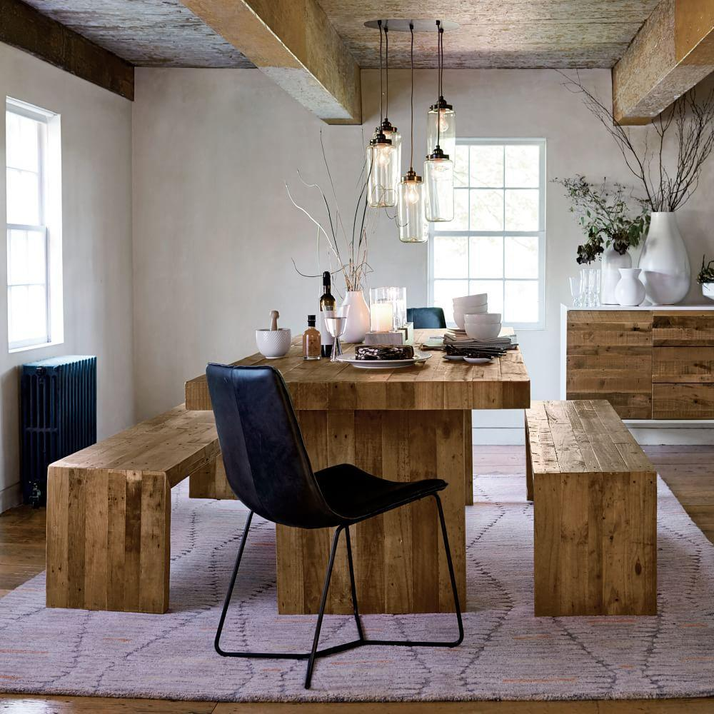 Emmerson Reclaimed Wood Dining Table west elm UK