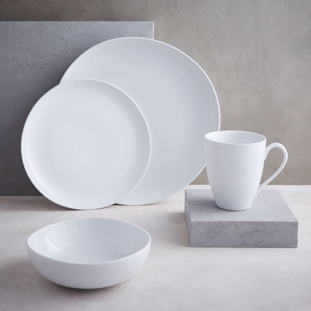 Organic Shaped Dinnerware Set