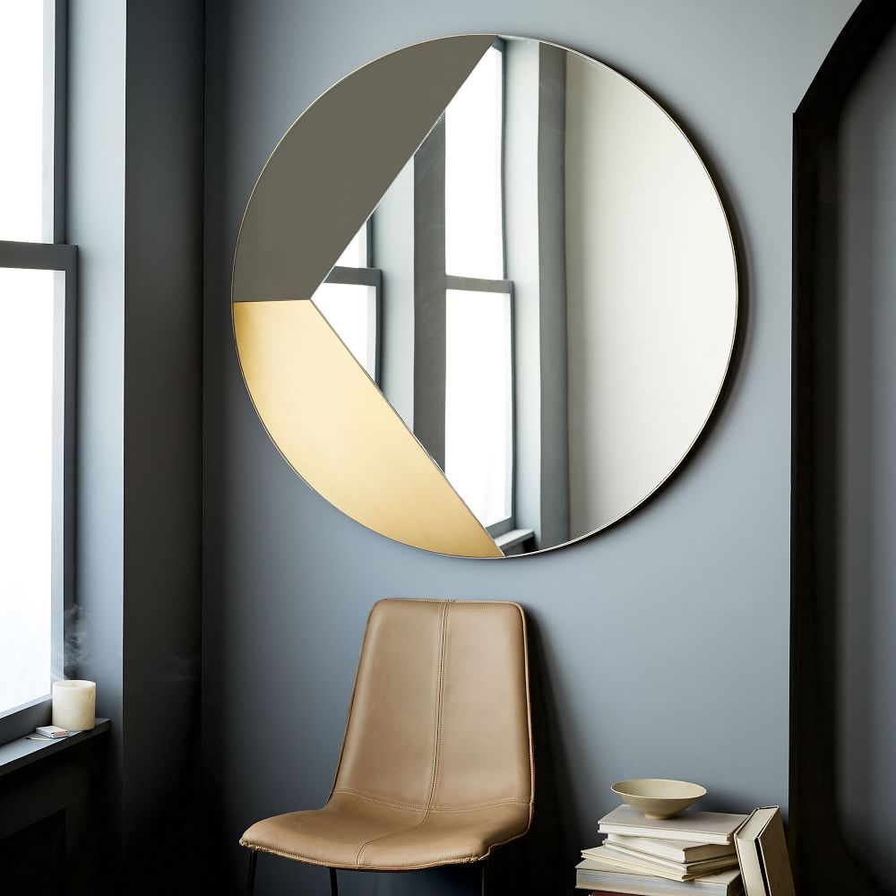 Geo shapes wall mirror west elm uk geo shapes wall mirror geo shapes wall mirror amipublicfo Choice Image