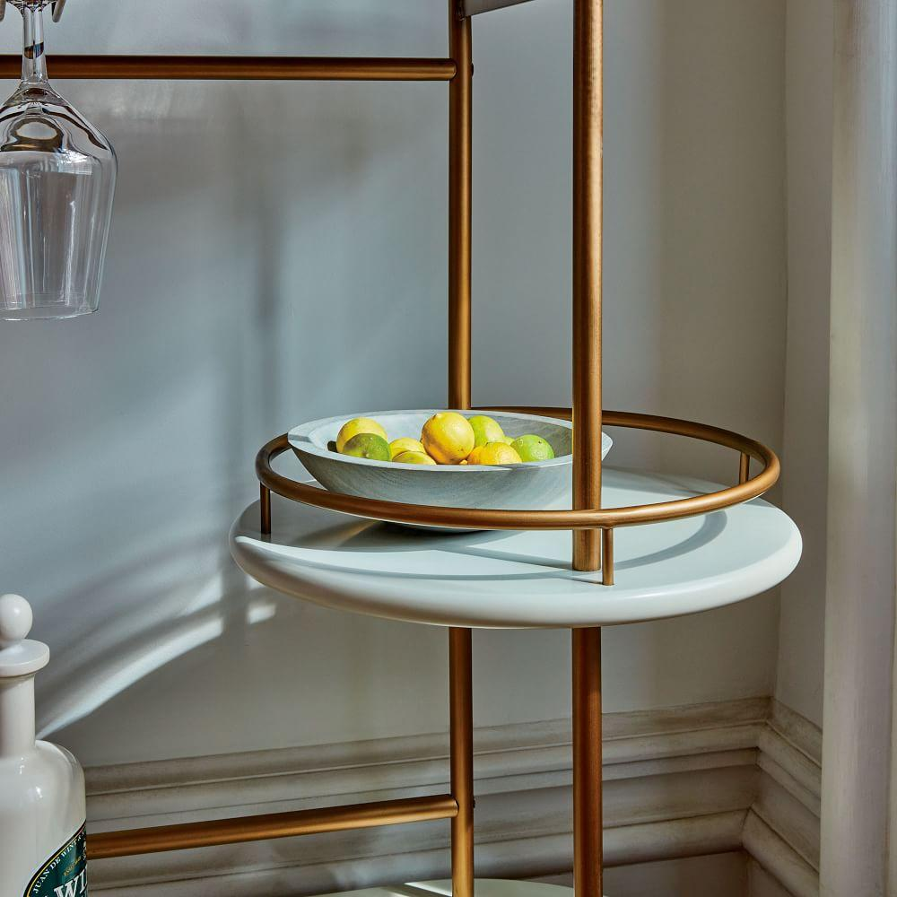 Tiered Bar Console