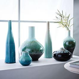 vases botanicals west elm uk