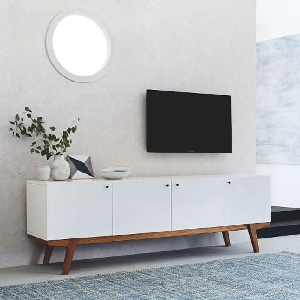 modern media console (cm) . modern media console (cm)  west elm uk