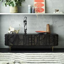 Pictograph Media Console 213 Cm West Elm Uk