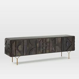 Pictograph Media Console (213 cm)