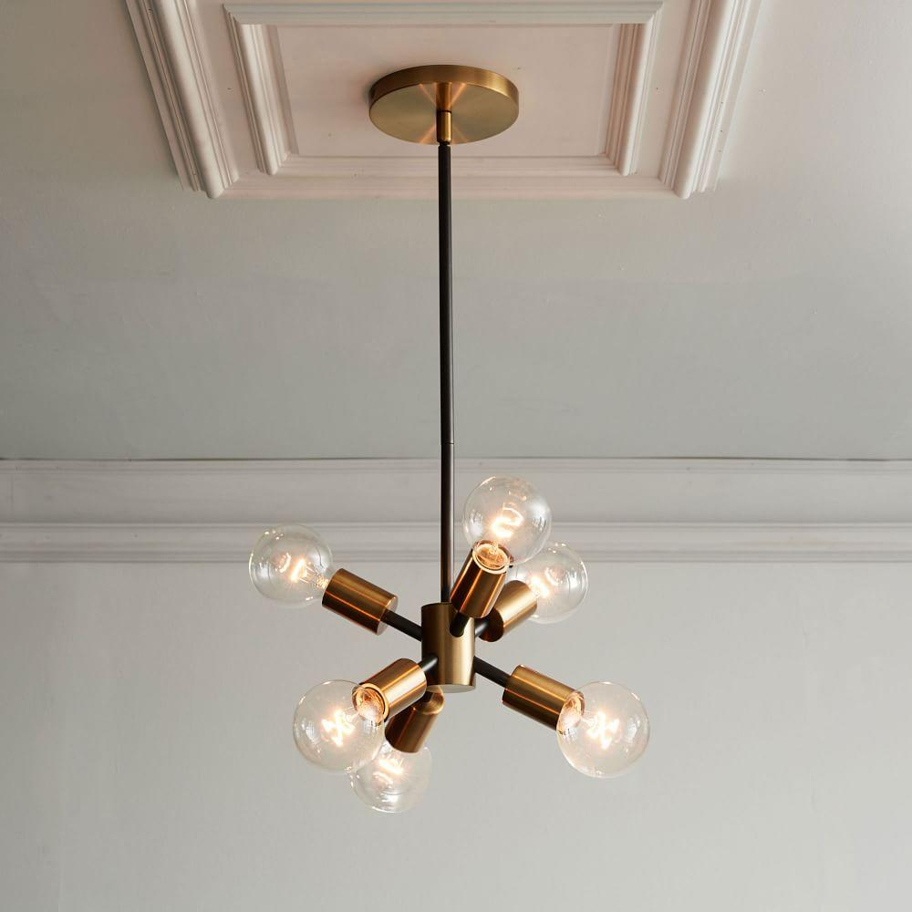 Mobile Ceiling Lamp Small West Elm Uk