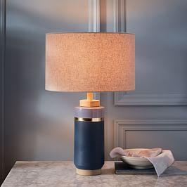 Modernist Table Lamp | west elm UK