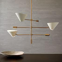 Wall Lamps West Elm : Ceiling + Wall Lamps west elm UK