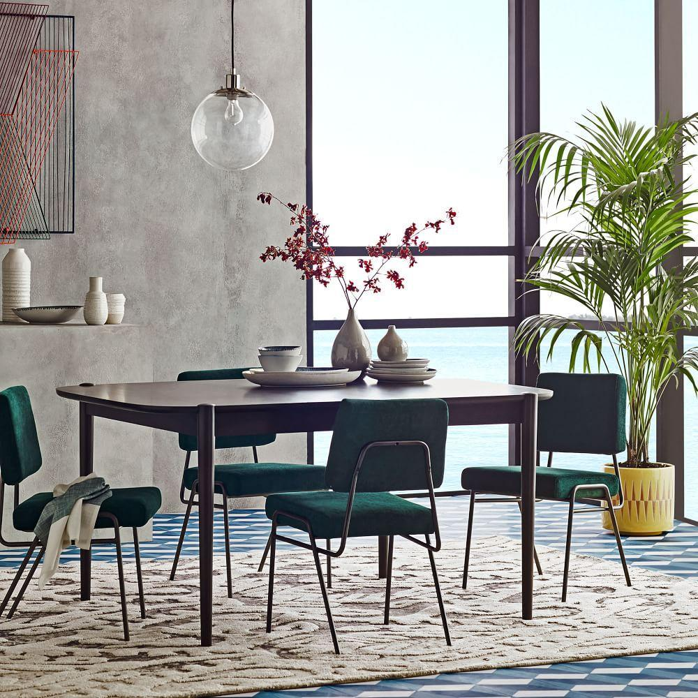 Design West Elm Dining Table west elm dining room indiepretty ellipse expandable table uk