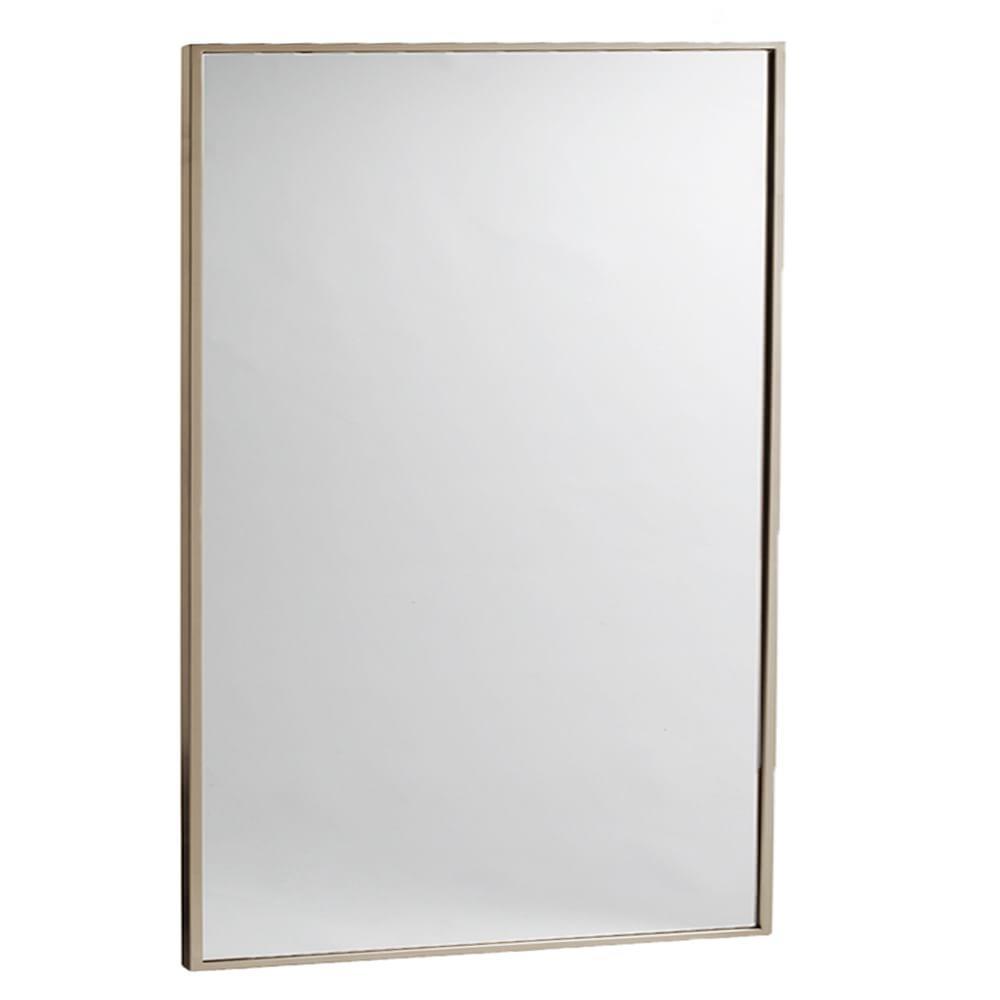 Metal Framed Wall Mirror | west elm UK