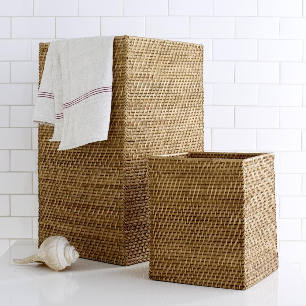 Modern Weave Hamper